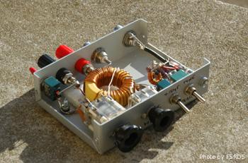 F5RDS QRP Z-match tuner